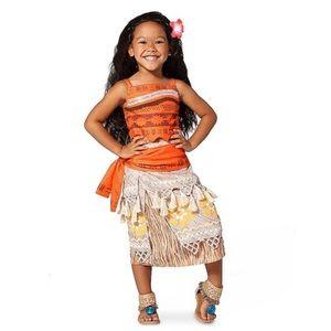 Disney Store Moana Costume